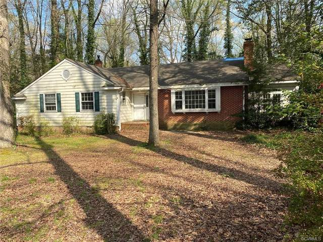 7741 Yarmouth Drive, North Chesterfield, VA 23225 (MLS #2109650) :: Village Concepts Realty Group