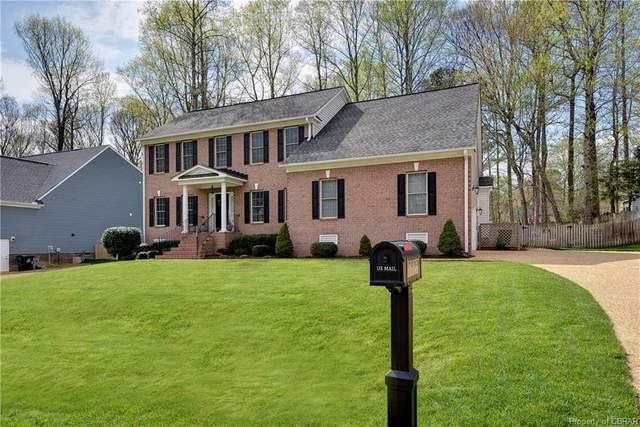 5523 Westmoreland Drive, Williamsburg, VA 23188 (MLS #2109652) :: Village Concepts Realty Group