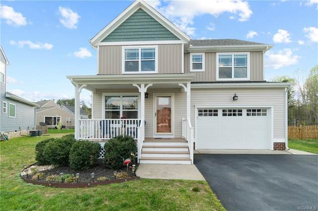 11223 Hill Ridge Court, Ashland, VA 23005 (MLS #2109654) :: Village Concepts Realty Group
