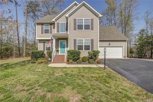 10050 Deerlake Drive, New Kent, VA 23124 (MLS #2109655) :: Village Concepts Realty Group