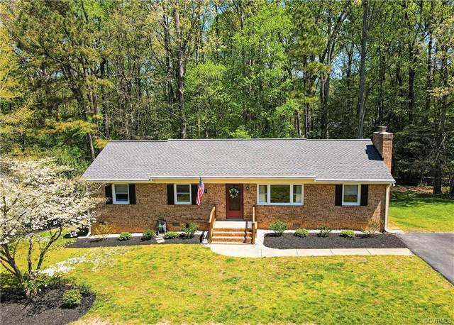 2721 Ionis Lane, Chesterfield, VA 23112 (MLS #2109664) :: Village Concepts Realty Group