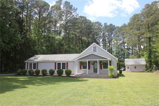 3436 Low Ground Road, Hayes, VA 23072 (MLS #2109666) :: Small & Associates