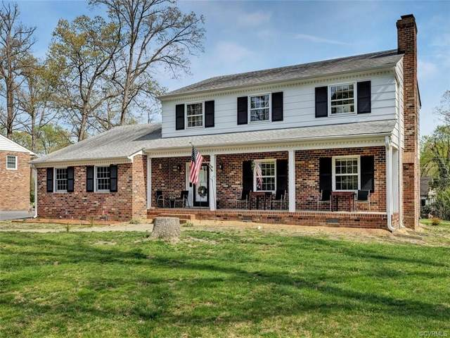 3541 Falstone Road, North Chesterfield, VA 23234 (MLS #2109682) :: Village Concepts Realty Group