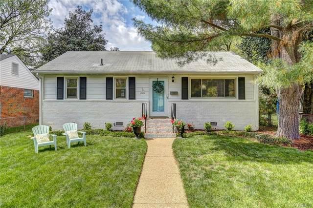 816 Pepper Avenue, Richmond, VA 23226 (MLS #2109684) :: Small & Associates