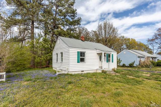 5635 N Chesterwood Drive, Chesterfield, VA 23234 (MLS #2109698) :: Village Concepts Realty Group
