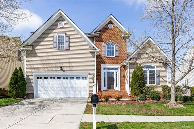 9624 Redwick Drive, Midlothian, VA 23112 (#2109705) :: The Bell Tower Real Estate Team