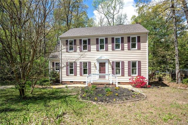 8906 S Boones Trail Road, Chesterfield, VA 23236 (MLS #2109715) :: Treehouse Realty VA
