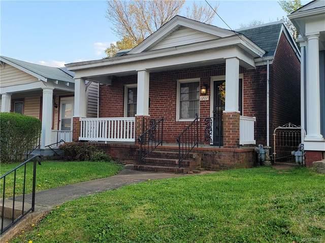 1207 Idlewood Avenue, Richmond, VA 23220 (MLS #2109741) :: Village Concepts Realty Group