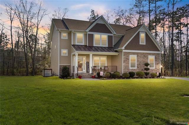 10548 Pembrooke Dock Place, Midlothian, VA 23112 (MLS #2109751) :: Village Concepts Realty Group