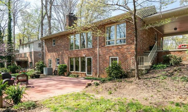 2319 Penrose Drive, North Chesterfield, VA 23235 (MLS #2109753) :: Village Concepts Realty Group