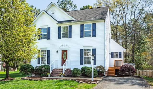 2128 Pine Glen Court, Sandston, VA 23150 (MLS #2109757) :: Village Concepts Realty Group