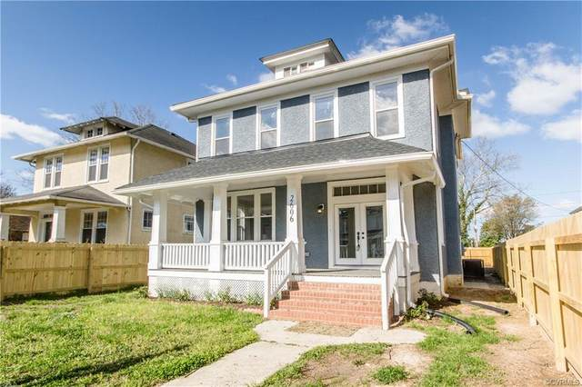 2606 North Avenue, Richmond, VA 23222 (#2109760) :: The Bell Tower Real Estate Team