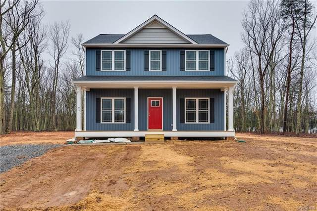 815 Houston Drive, Ruther Glen, VA 22546 (MLS #2109764) :: Village Concepts Realty Group