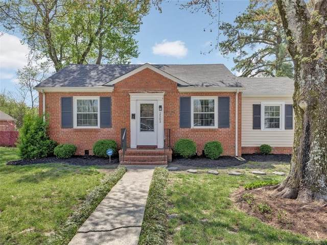 2503 Farrand Street, Henrico, VA 23231 (MLS #2109774) :: Village Concepts Realty Group