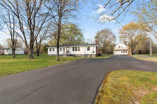 544 Calno Road, Hanover, VA 23069 (MLS #2109776) :: Village Concepts Realty Group