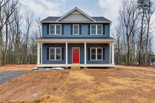758 Glen Cove Drive, Ruther Glen, VA 22546 (MLS #2109777) :: Village Concepts Realty Group