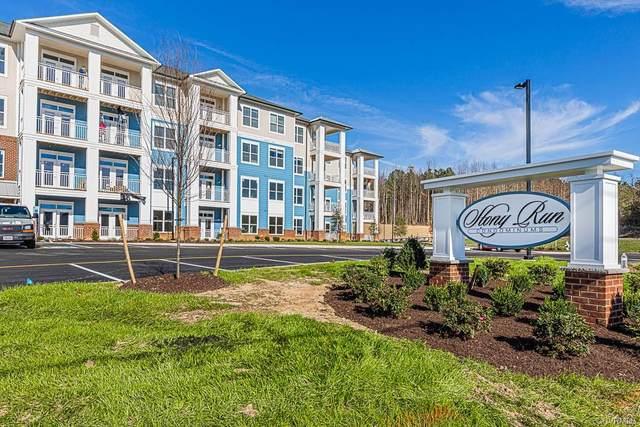 10520 Stony Bluff Dr #107, Hanover, VA 23005 (MLS #2109780) :: Village Concepts Realty Group