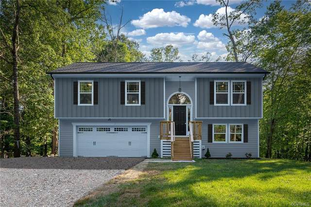 665 Welsh Drive, Ruther Glen, VA 22546 (MLS #2109784) :: Village Concepts Realty Group