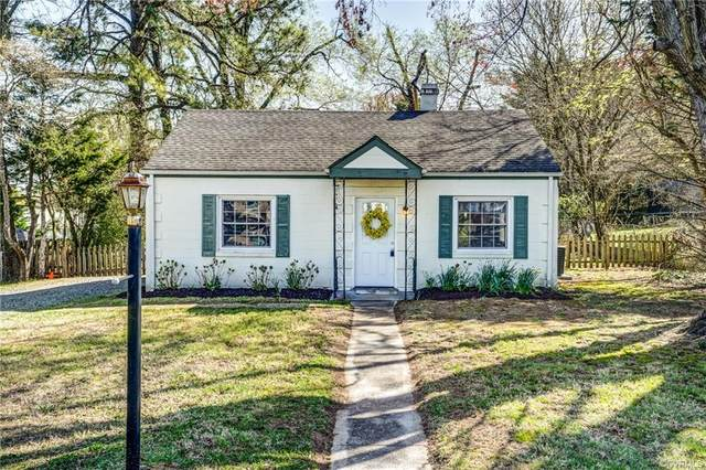 7356 Roosevelt Avenue, Mechanicsville, VA 23111 (MLS #2109785) :: Village Concepts Realty Group