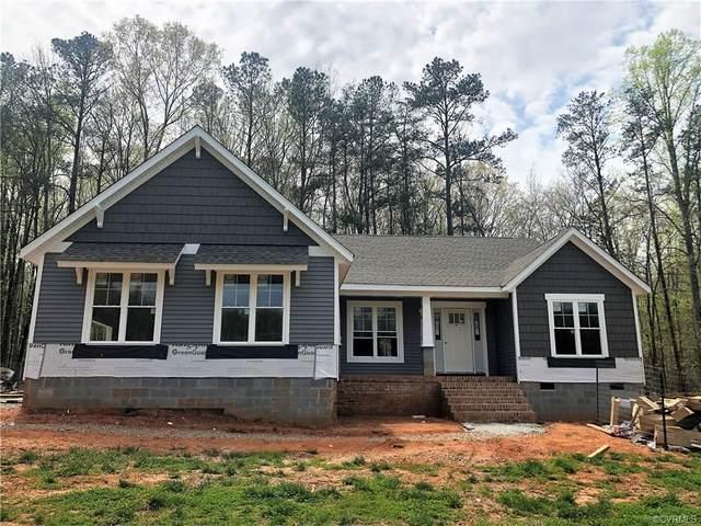 3025 Pineview Drive, Powhatan, VA 23139 (MLS #2109787) :: Village Concepts Realty Group