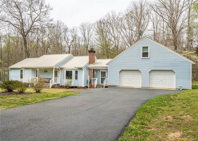 2895 Red Lane Road, Powhatan, VA 23139 (MLS #2109793) :: Village Concepts Realty Group