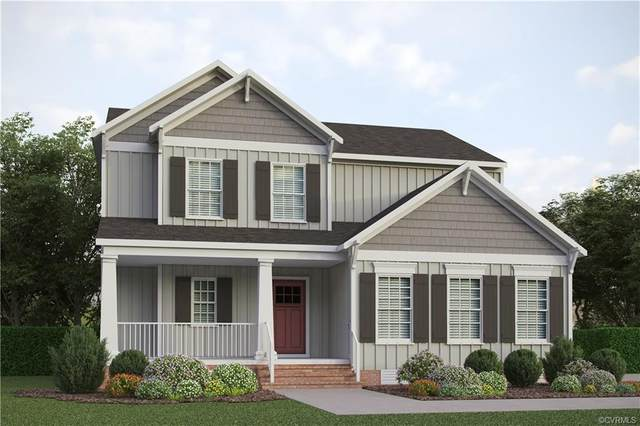 1607 Reed Marsh Place, Goochland, VA 23063 (MLS #2109801) :: The Redux Group