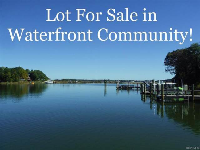 Lot 3 S Glebe Road, Montross, VA 22520 (MLS #2109814) :: EXIT First Realty