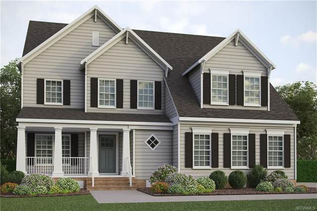 1611 Reed Marsh Place, Goochland, VA 23063 (MLS #2109816) :: The Redux Group