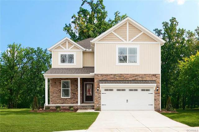 2608 Cedarville Mews, Midlothian, VA 23112 (MLS #2109831) :: Village Concepts Realty Group