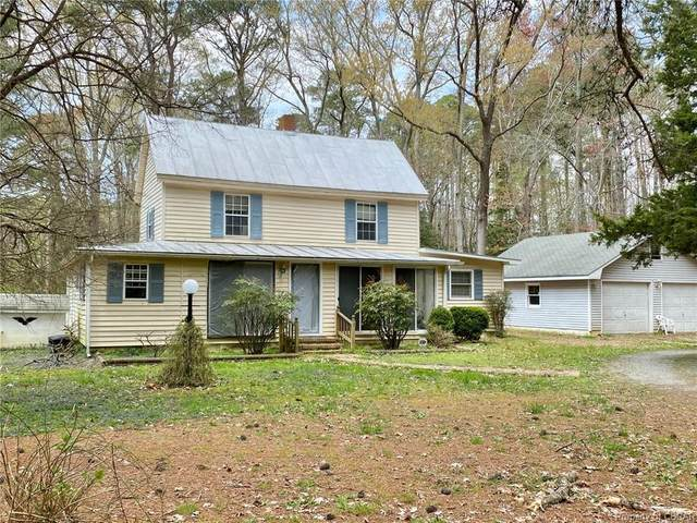 96 Gum Thicket Road, Gwynn, VA 23066 (MLS #2109832) :: Village Concepts Realty Group