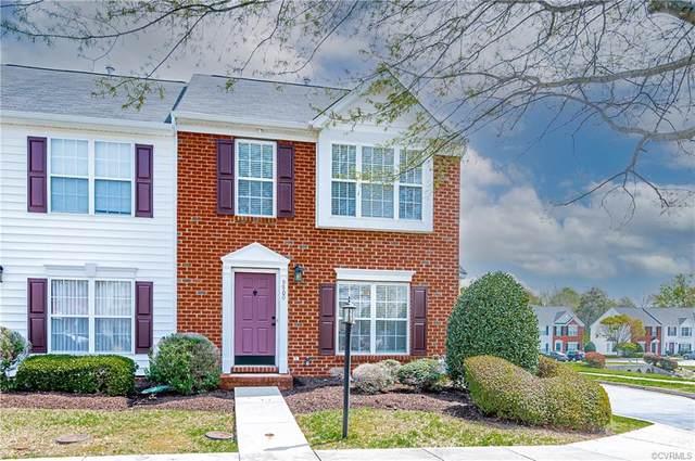 9800 Magnolia Pointe Circle, Henrico, VA 23059 (MLS #2109846) :: Village Concepts Realty Group
