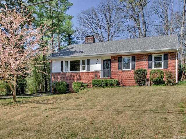 1702 Ranch Drive, Henrico, VA 23229 (MLS #2109852) :: Village Concepts Realty Group