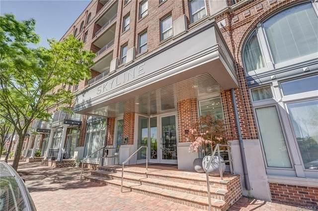 4820 Old Main Street #606, Henrico, VA 23231 (MLS #2109854) :: Small & Associates
