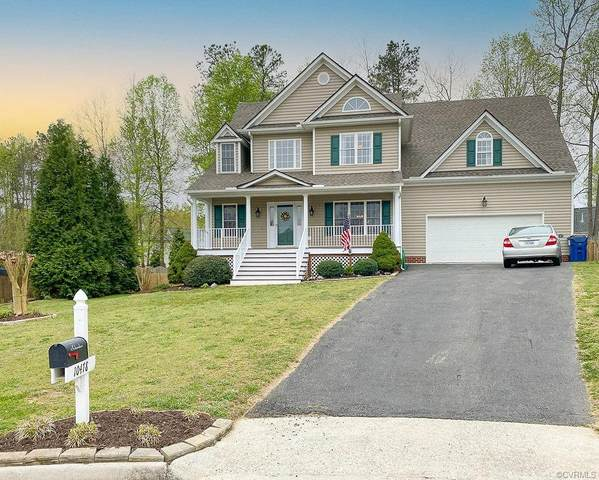 10478 Brynmore Drive, Chesterfield, VA 23237 (MLS #2109858) :: Village Concepts Realty Group