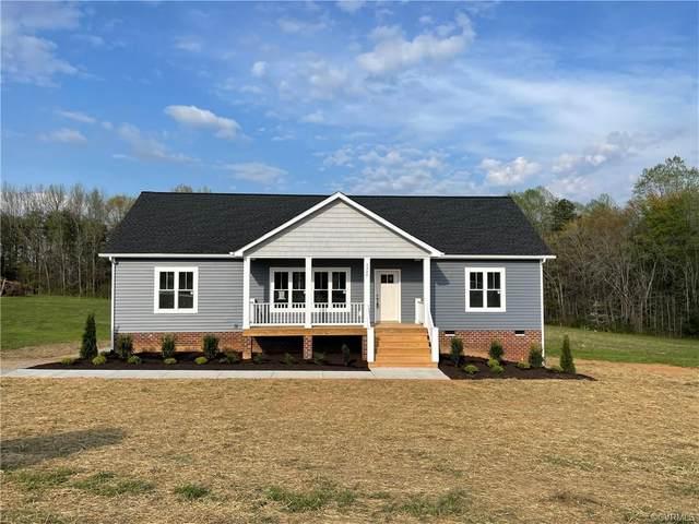 3324 Three Chopt Road, Louisa, VA 23065 (MLS #2109863) :: Village Concepts Realty Group