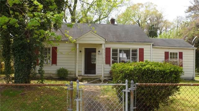 622 Confederate Avenue, Petersburg, VA 23803 (MLS #2109868) :: Village Concepts Realty Group