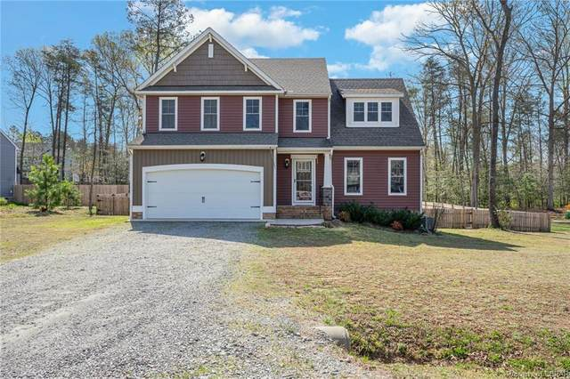 11585 Oakrise Place, New Kent, VA 23124 (MLS #2109871) :: Village Concepts Realty Group