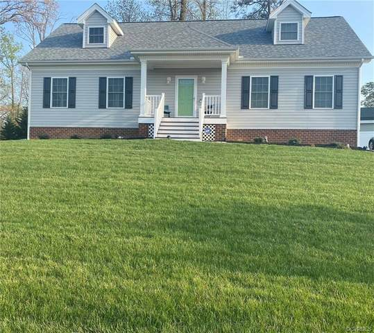 3919 Hamlin Creek Court, Chesterfield, VA 23831 (MLS #2109872) :: The RVA Group Realty