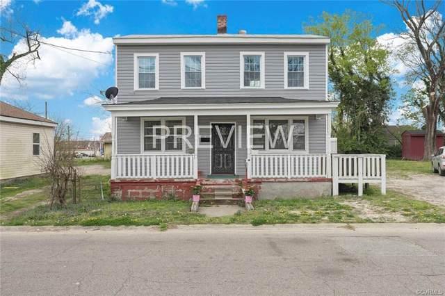 14 N Old Church Street, Petersburg, VA 23803 (MLS #2109878) :: Village Concepts Realty Group