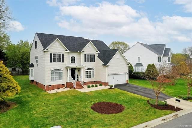 1804 Magnolia Ridge Drive, Henrico, VA 23059 (MLS #2109886) :: Village Concepts Realty Group