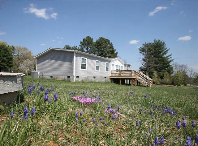 157 Red Road, Dillwyn, VA 23936 (MLS #2109907) :: EXIT First Realty