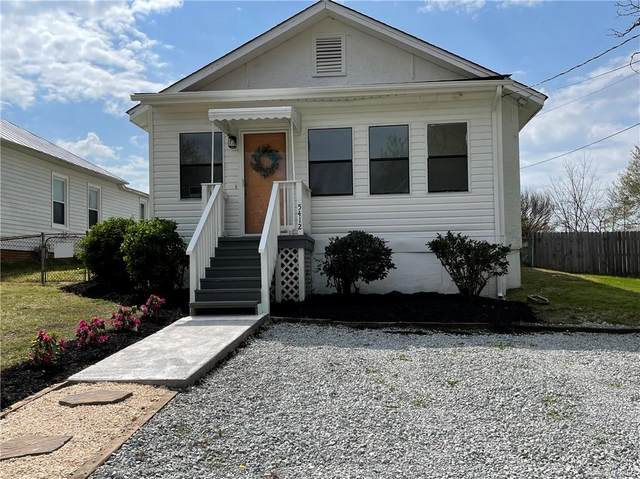 5412 Smith Avenue, Henrico, VA 23228 (MLS #2109917) :: The RVA Group Realty