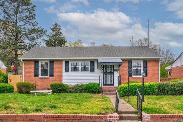 2003 Redwood Avenue, Richmond, VA 23223 (MLS #2109931) :: Village Concepts Realty Group