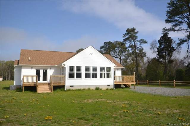 428 Smith Point, Reedville, VA 22539 (MLS #2109937) :: Village Concepts Realty Group