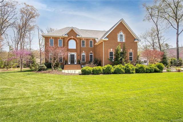 2779 Royal Crest Drive, Midlothian, VA 23113 (MLS #2109940) :: EXIT First Realty