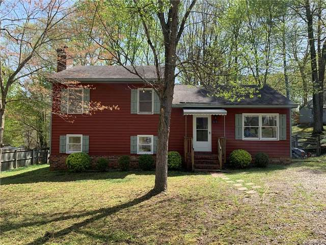 1631 Mountain Pine Terrace, North Chesterfield, VA 23235 (MLS #2109950) :: HergGroup Richmond-Metro