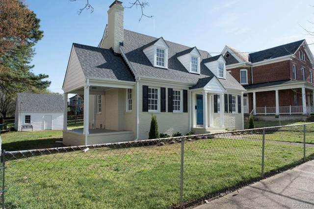 2510 Semmes Avenue, Richmond, VA 23225 (MLS #2109958) :: EXIT First Realty