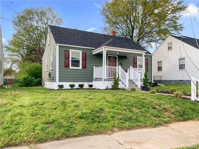 1614 N 31st Street, Richmond, VA 23223 (#2109972) :: Abbitt Realty Co.