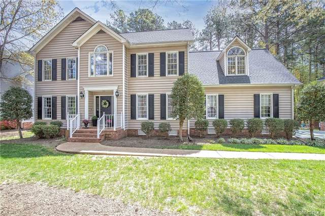 15449 Foxvale Way, Midlothian, VA 23112 (MLS #2109975) :: Village Concepts Realty Group