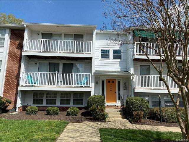 7600 Portadown Court #2807, Henrico, VA 23228 (MLS #2109983) :: EXIT First Realty